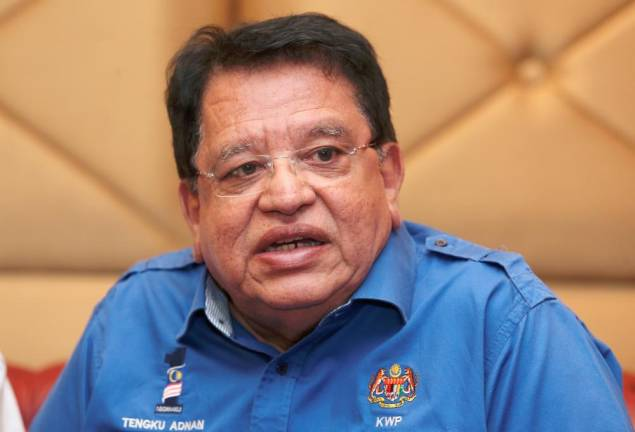 Court allows Tengku Adnan's bid to get passport temporarily