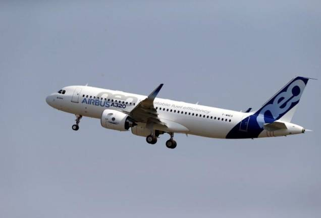 Airbus says work value in Malaysia to reach RM2.24b in 2023