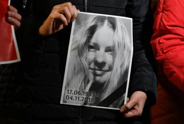 Ukrainian official charged in acid attack on activist