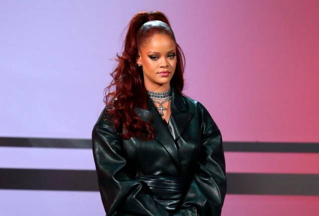 Rihanna shares details of new album