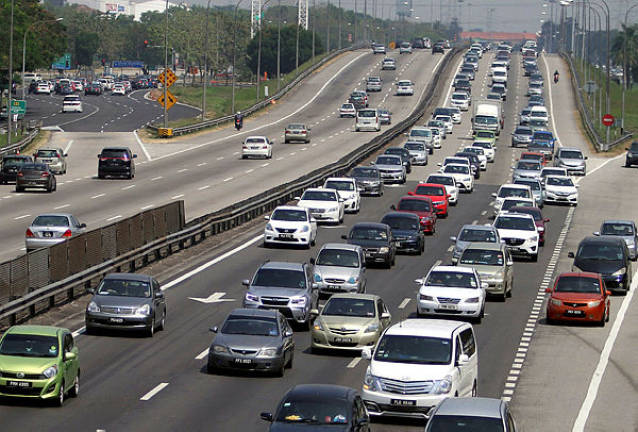 Two emergency lanes to be opened to traffic during CNY period: PLUS