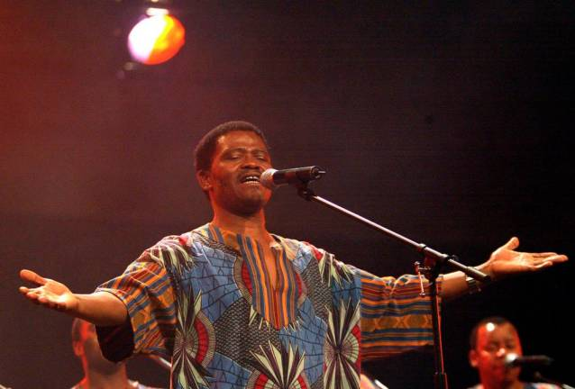 Founder of S.Africa's Ladysmith Black Mambazo dies