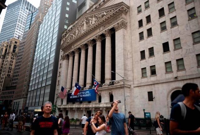US stocks rise despite more bond yield turmoil, Europe also higher