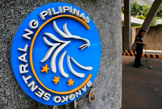 Philippines c.bank sees signs of recovery, disinclined to ease further