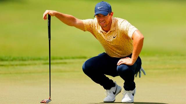 US Open drama begins with McIlroy chasing fifth major win