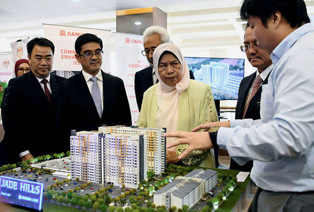 Govt outlines affordable homes policy for B40 group