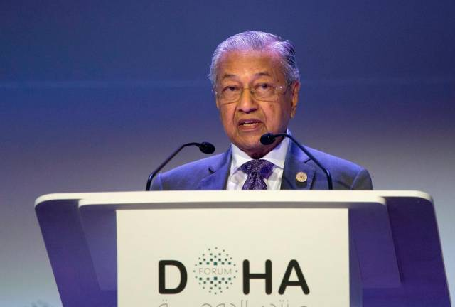 Important to work together to address issues: Dr M