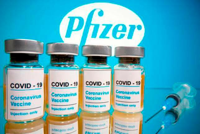 Effectiveness level of Covid-19 vaccine by Pfizer is 95% - MOSTI