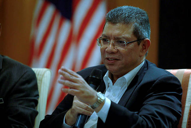 Grazing of vessels happened in disputed waters: Saifuddin