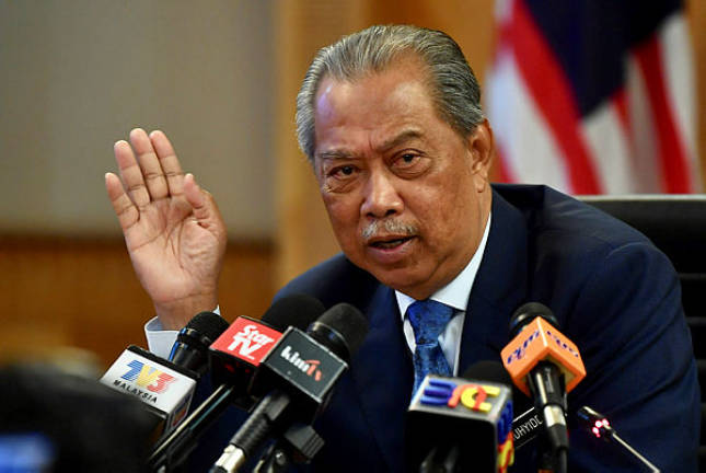 Probe into sex video implicating a minister ongoing: Muhyiddin