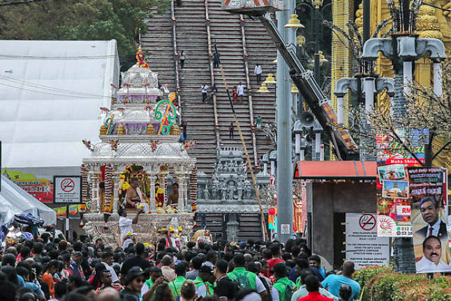 No excuse to flout traffic rules during Thaipusam
