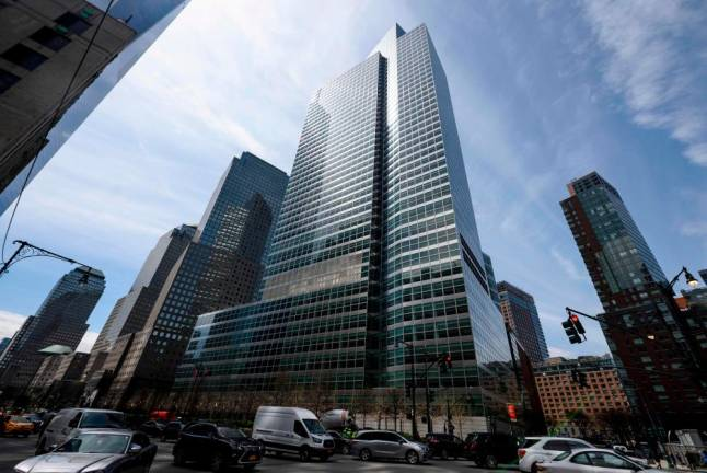 Goldman Sachs Q2 profit blows past estimates on trading surge