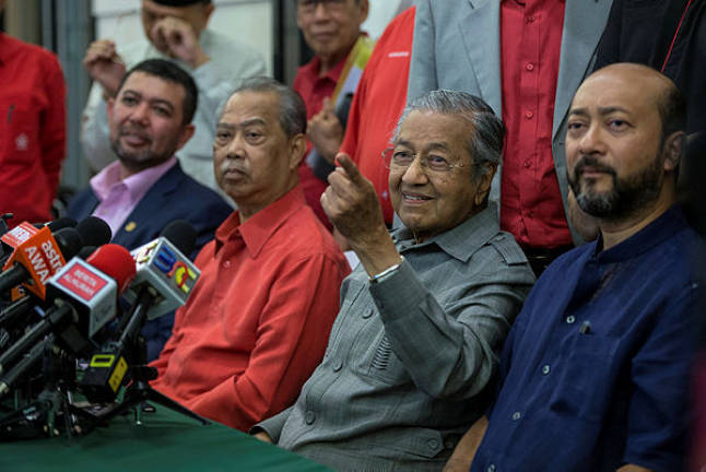 Government to study any proposal for RCI into judicial misconduct: Mahathir
