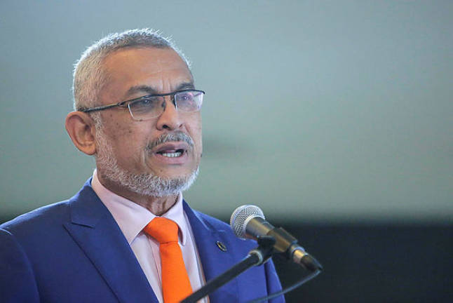 March 6 decision on Khalid Samad's application to strike out defence by GMIM president
