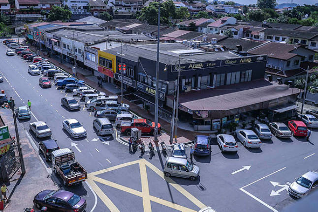 No excuse to double park in SS 17: Bukit Gasing assemblyman