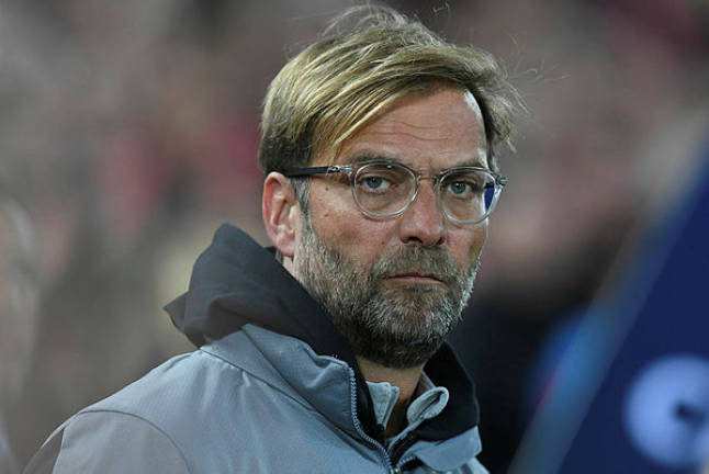Klopp confident Liverpool's defensive injuries just short term