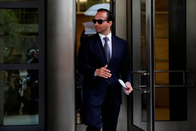 Trump grants full pardon to former campaign adviser George Papadopoulos, 14 others