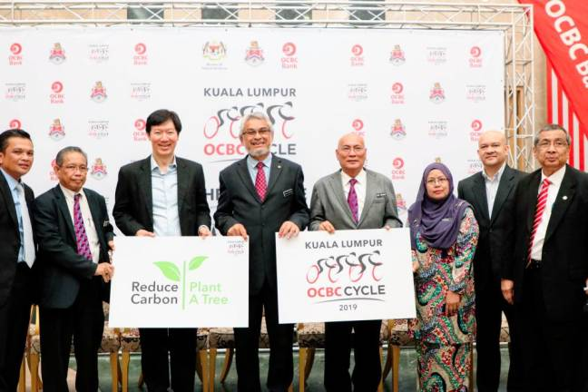 OCBC Cycle KL returns for 5th consecutive year