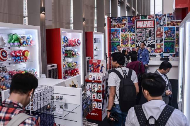 Pick your favourites at the exclusive Marvel merchandise store by Beast Kingdom. Sunpix By Adib Rawi