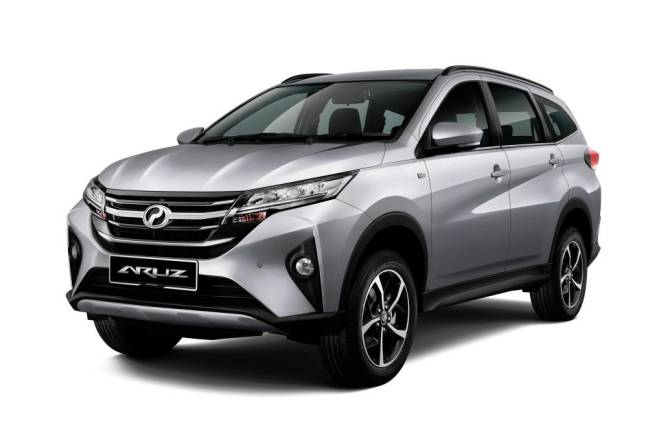 Perodua sold 20,100 units in January, registered 1,025