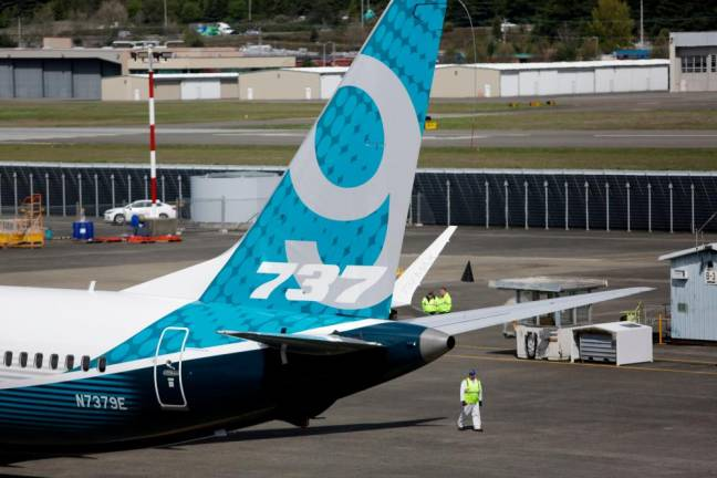 Head of Boeing's 737 MAX program to retire: company memo