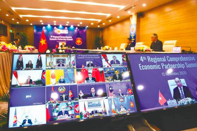 RCEP brings hope amid gloom