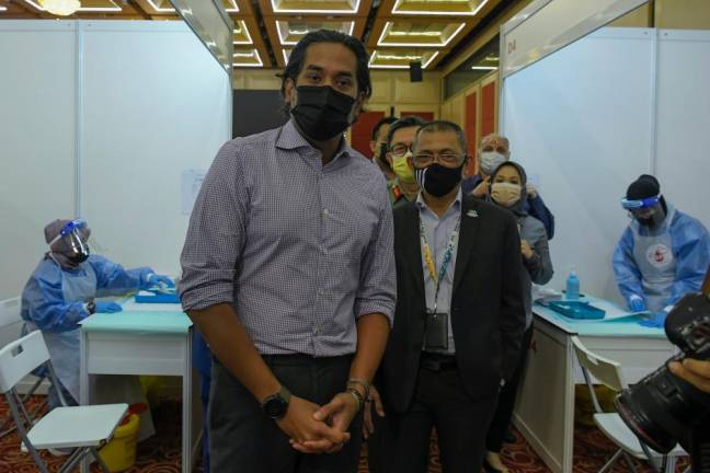 More mega PPV will be opened for Covid -19 vaccination — Khairy