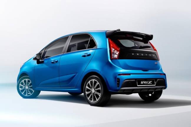Facelifted Proton Iriz to be launched this year