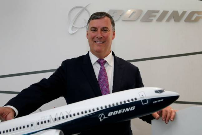 Boeing replaces head of commercial plane division amid MAX crisis