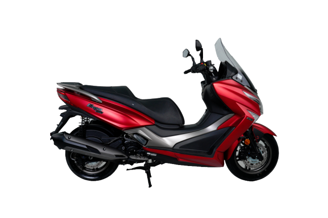 New Elegan 250 with ABS launched