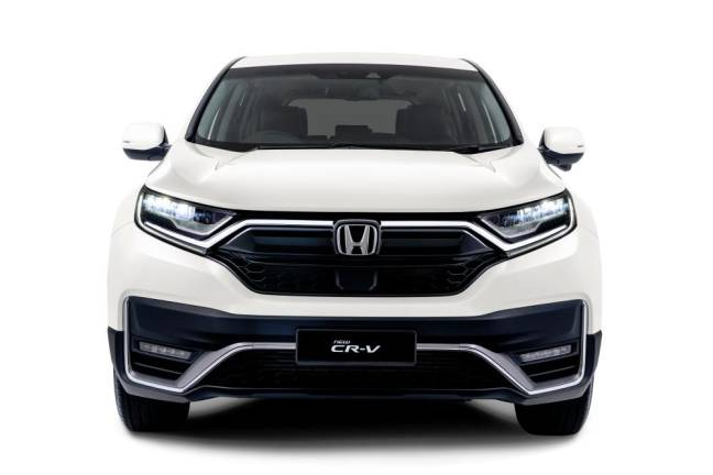 Enhanced Honda CR-V open for booking