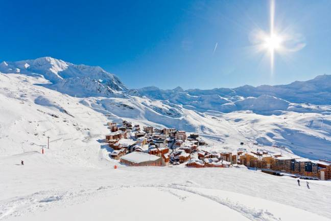 France maintains title of world's best ski destination for 2020