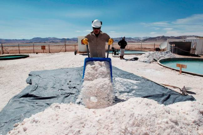 Australia's Orocobre buying Galaxy for $1.4 bln to create world No.5 lithium miner