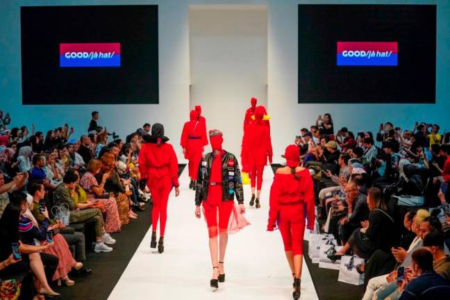 AirAsia Foundation launches fashion collection