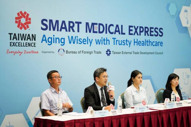 Taiwan's technology leads the way for smart ageing