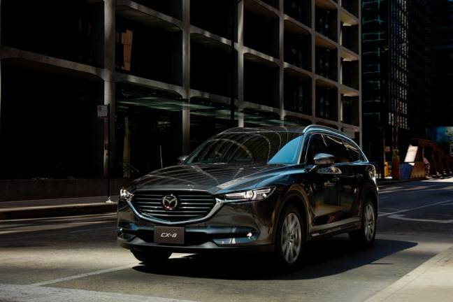2019 all-new Mazda CX-8: True three-row SUV for growing families