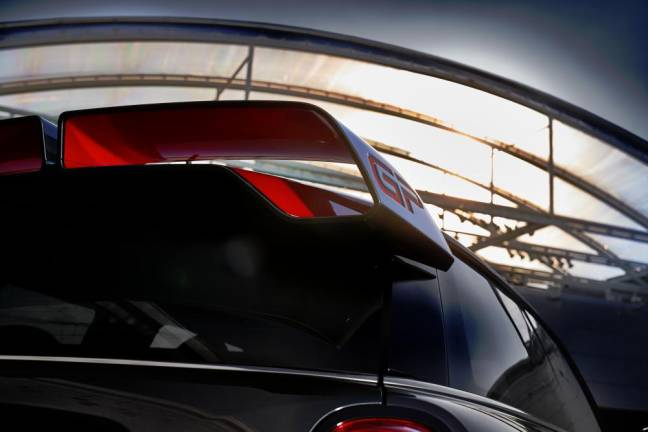 Faster, more powerful MINI JCW 'GP' in 2020