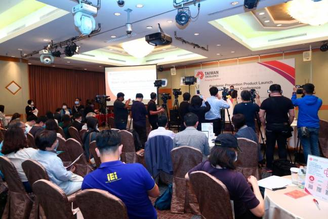 Taiwan forms pandemic prevention product ecosystem
