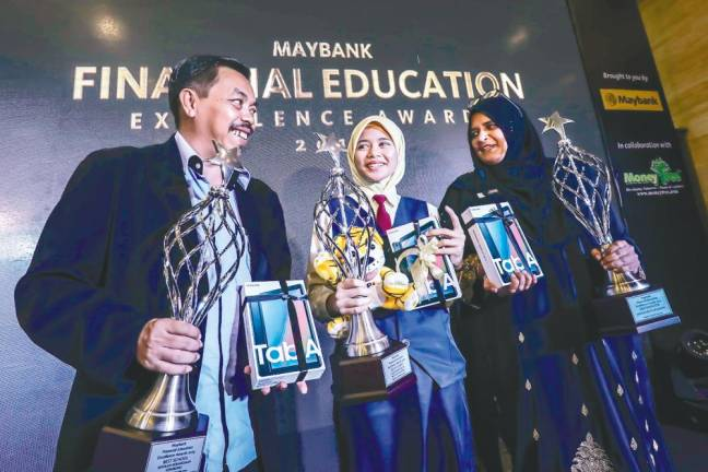 Maybank to boost financial literacy through award programme