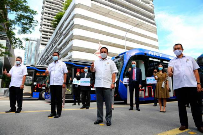 IMBRT to increase public transport usage in Johor — Hasni