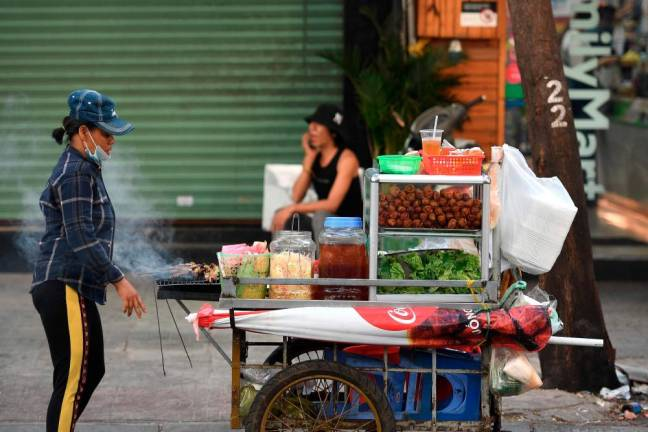 Anxiety mounts over Vietnam's food staples