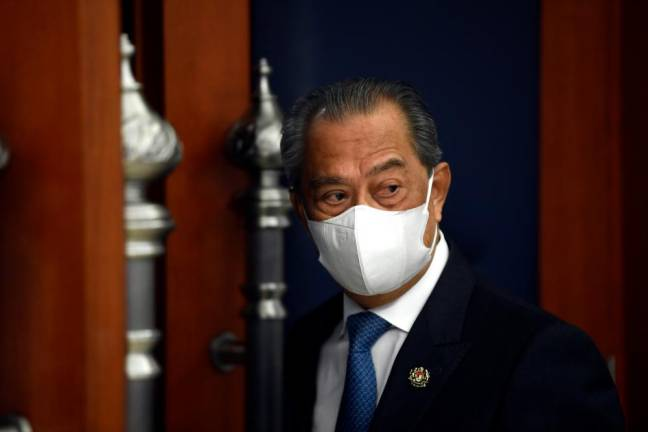 Malaysia among fastest countries to vaccinate its people: PM Muhyiddin