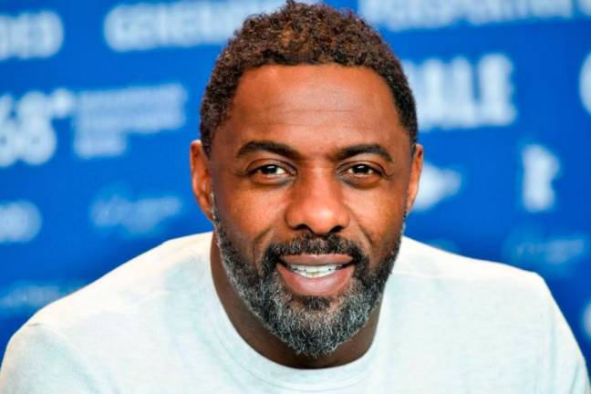 Idris Elba disagrees with the censorship of racist films, suggests adding labels instead