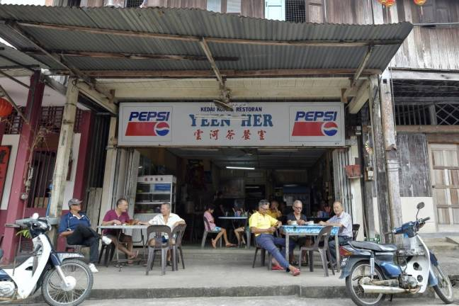 Kemaman's Hainanese community preserve culture and traditions of ancestors