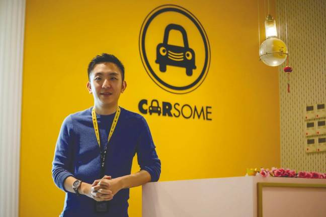 Carsome wants bigger bite of used-car market in Southeast Asia
