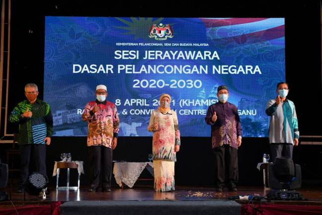 11 famous Asean landmarks to be placed on Pulau Bidong seabed