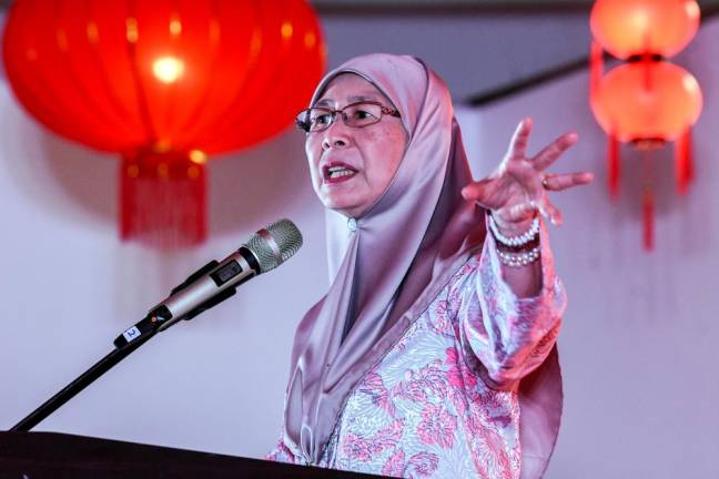 Govt studying best mechanism to address child sex trafficking: Wan Azizah