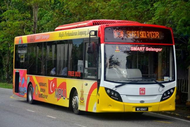 More free bus routes for Selangor