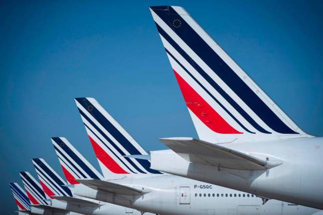 Air France to slash 7,500 jobs by end-2022, say unions