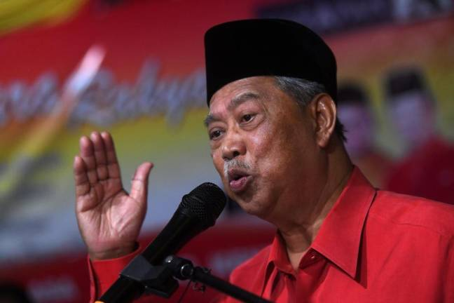 PH always strives to protect privileges, rights of Malays, Islam: Muhyiddin